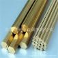 非标H57铜锌合金棒,拉丝铜棒,大量锰黄铜棒材 量大从优
