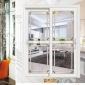 厂家定制铝合金厨房客厅吊趟门阳台重型推拉门钢化玻璃中空移门